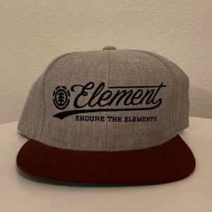 Other - Men's Element SnapBack